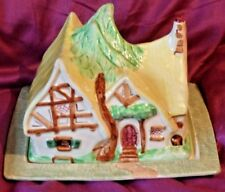 Wadeheath ART DECO Disney Snow White & Seven Dwarfs Cottage Cheese Dish