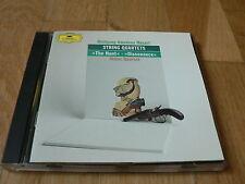 Melos Quartet - Mozart : String Quartets Nos. 17 & 19 - CD DGG USA