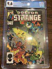 Doctor Strange #75 - CGC Graded 9.6