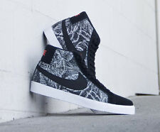 NIKE SB BLAZER ZOOM MID Trainers Boots - UK 10.5 (EUR 45.5) Leopard Jungle Pack
