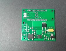 AC / DC converter and Arduino based wireless Solid State relay board