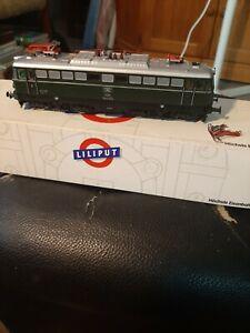1 ×Liliput Ho model train locomotive.