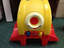 Little Tikes Peek A Boo Slide Activity Tunnel Indoor or Out~ RARE & Hard To Find