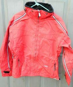 Women's Marker Winter Ski Snowboard Jacket Shell - Red - CN 12 - Free Shipping