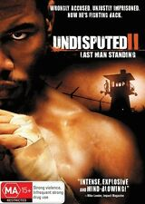 Undisputed II: Last Man Standing = NEW DVD R4