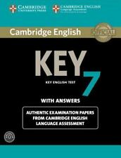 KET Practice Tests: Cambridge English Key 7 Student's Book Pack (Student's...