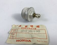 Tappo forcella - Bolt fork - Honda XL500R NOS: 51450-MC4-003