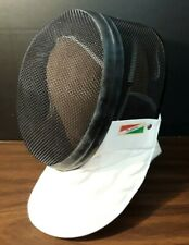 Triplette Fencing Mask #1999 Gajardoni Made In Italy Weapon Mask