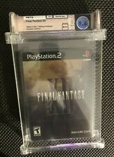 Sealed Final Fantasy 12 XII: Collector's Edition 9.6 A++ WATA GRADE FF12 PS2