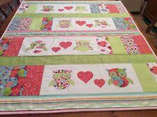 Children's 100% Cotton Decorative Patchwork Quilts