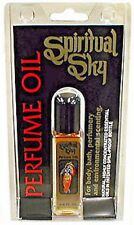 Spiritual Sky Scented Oil: PATCHOULI MUSK (60's Hippy Unisex Perfume Patchouly)