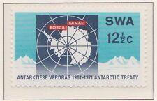 (SWA-17) 1971 SWA Africa 12½c Antarctic territory MUH