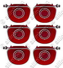 1968 CHEVY Impala Caprice SEQUENTIAL LED Taillights Taillight Kit + FLASHER 68