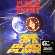 Public Enemy ‎– Fear Of A Black Planet VINYL LP NEW