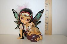 Hamilton Figurine - Jasmine Becket-Griffith's Spirit Maidens  Braveridge Courage