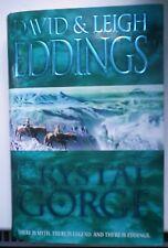 The Crystal Gorge by David Eddings, Leigh Eddings (1st Edition Hardback, 2005)