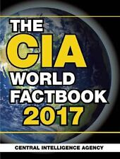 The CIA World Factbook 2017, Intelligence Agency, Central
