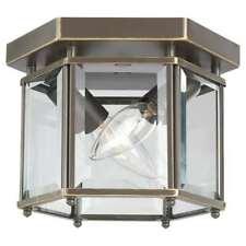 Sea Gull Lighting Two Light Bound Glass Ceiling Light - 7647-782