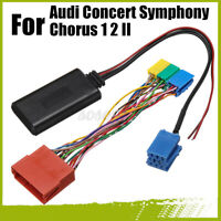 bluetooth AUX Cable Adapter Line Fit For Audi Concert Symphony Chorus 1 2 II ☥