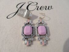 NEW  WOMEN'S LULU FROST FOR J.CREW CARNIVAL EARRINGS, B3566, PINK