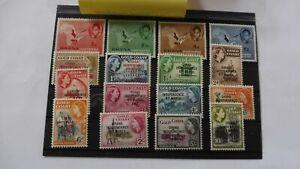 Verkaufe 10 Steckkarten Postfrisch aus Ghana