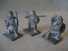 vintage Minifigs Sword & Sorcery Vanaheim BARBARIANS rpg gaming miniatures CONAN