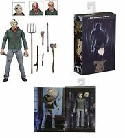 "Friday The 13th Part 3 3D Ultimate Jason Voorhees 7"" Figure 2016 NECA Horror"