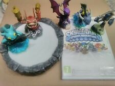 Nintendo wii Skylanders : Spyro's Adventure    jeu +portal +fig