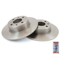 Brake Discs Disc Brake Rear For Iveco Daily III Pickup/Suspension