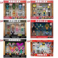Figura De Acción Figurilla Roblox Figma Robot Mermaid Juegos Juguete 12 Estil bB