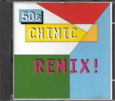 """RARO CD 1992 """" 50s CHIMIC REMIX ! """" PIZZI  BONI  LATILLA  CONSOLINI LATILLA"""