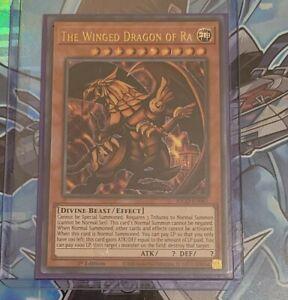 The Winged Dragon of Ra KICO Ultra Rare - 1st ed - Yugioh Card