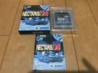 GameBoy NECTARIS GB BOX and Manual Set