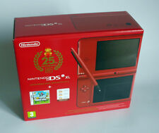 Console NINTENDO DSi XL 25TH Anniversary Mario Red Edition - NEW PAL SEALED