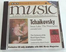 NEW Tchaikovsky Swan Lake The Nutcracker Extended Suites Royal Opera Orch Ermler