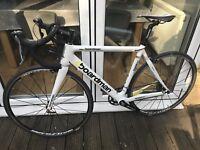 BOARDMAN TEAM Full Carbon 54cm Road Bike