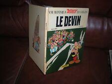 ASTERIX - LE DEVIN - EDITION ORIGINALE 4e TRIMESTRE 1972
