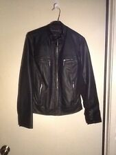 The Limited Women's Faux Moto Leather Jacket