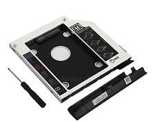 2nd HDD SSD Hard Drive Frame Caddy for DELL E6320 E6420 E6520 E6330 E6430 E6530