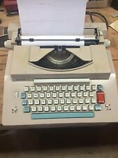 Vintage Royal All Electric Typewriter With Case Works