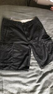 mens levi shorts W38