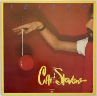 CAT STEVENS IZITSO LP ISLAND UK 1977 EX CONDITION PRO CLEANED