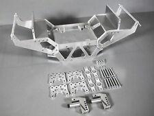 Aluminium Chassis & Axle Suspension Lock & linkage  Clodbuster Bullhead Crawler