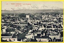 cpa 66 - PERPIGNAN (Pyrénées Orientales) Belle Vue du MONT CANIGOU Ed. COUDERC