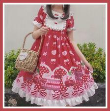 Sweet Afternoon Tea Sweet Women's Lolita OP/JSK Dress Princess One Piece Summer
