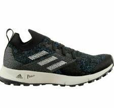 Adidas Women's Terrex Two Parley FU7679 Blue Black Trail Running Outdoor Hiking