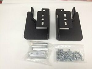 Iron Cross Automotive 99-468 Bracket Kit for HD Step 2004-2010 Ford F-150