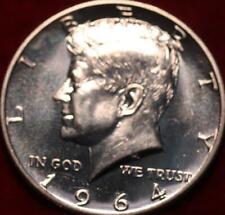 Uncirculated Proof 1964 Philadelphia Mint Silver Kennedy Half
