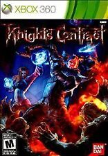 Knights Contract - Xbox 360 Xbox 360, Xbox 360 Video Games-Good Condition