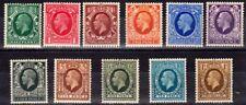 GB 1934 GV Definitives Stamps Set~Photogravure~(11)~Mounted Mint ~UK Seller